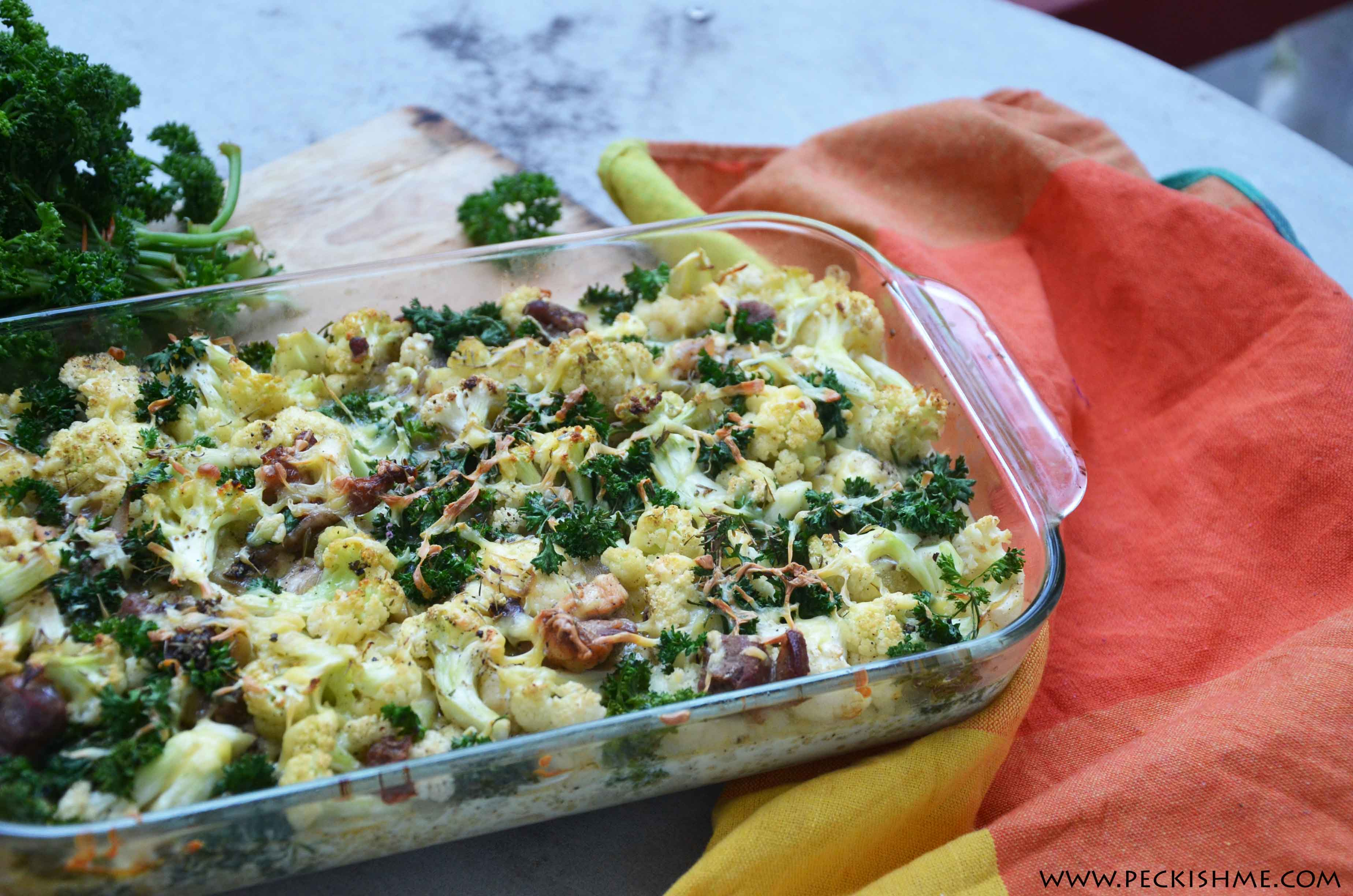cauliflower-bake