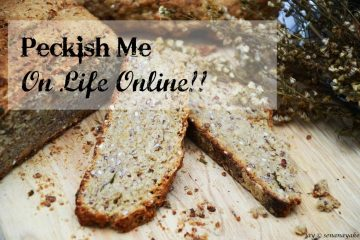 peckishme on life online