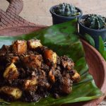 Sri Lankan Pork Black Curry