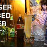 Ginger spiced cider