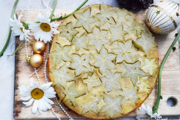 star-fruit-upside-down-cake