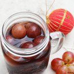Booze grapes