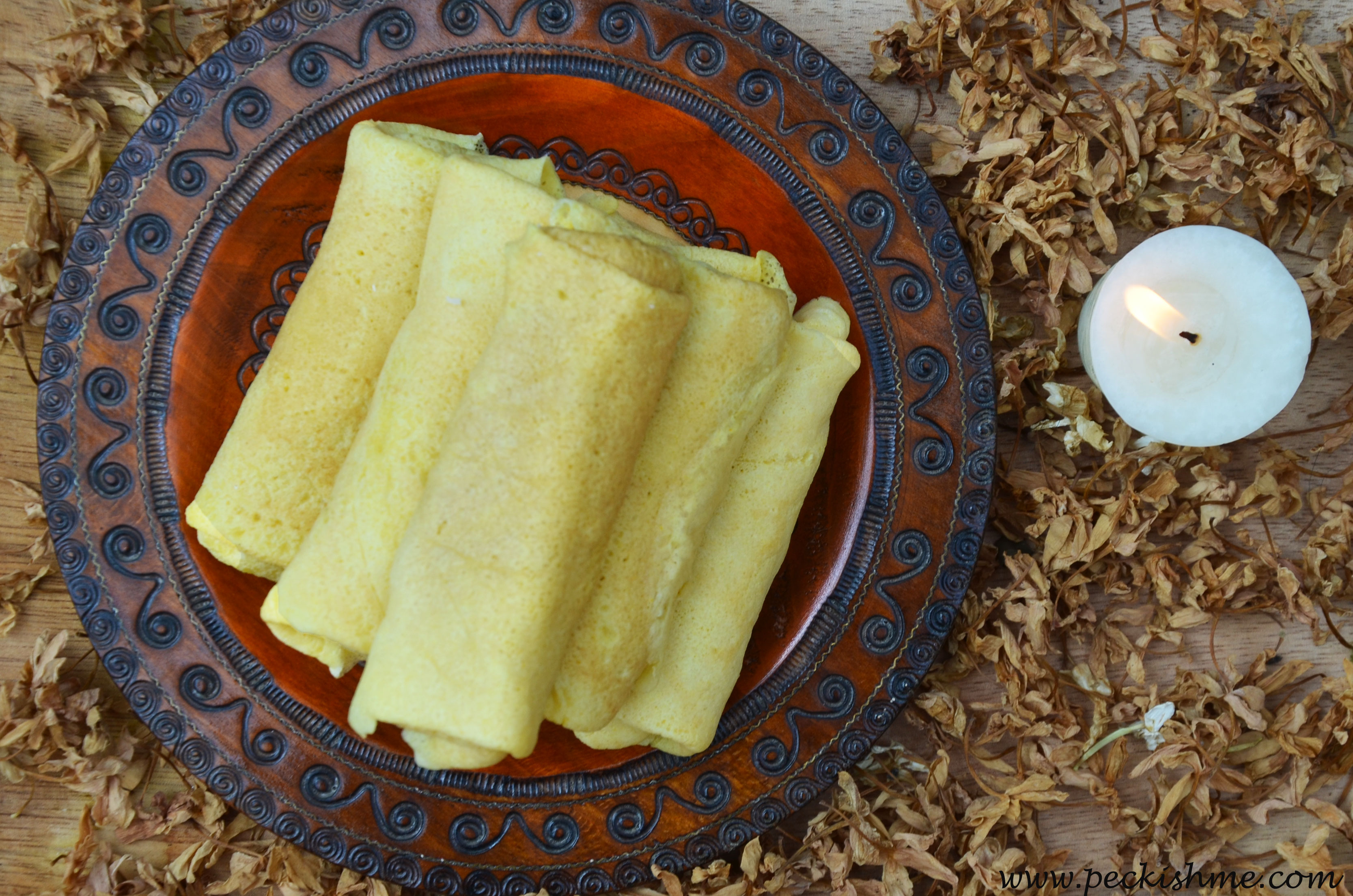 Sri lankan pancakes wellawahum peckish me yield 10 large pancakes ccuart Image collections