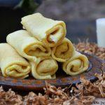 Sri Lankan pancakes (Wellawahum)