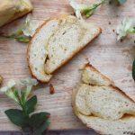 Sri Lankan treacle bread