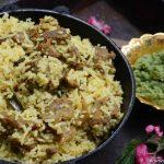 Sri lankan Mutton Biryani