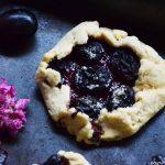 Easy Grape Tart