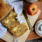 Apple & cheese breakfast loaf