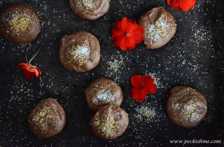 Chocolate And Rum Cookies Peckish Me