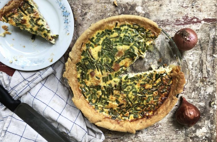 Sri lankan food healthy food recipes peckish me bacon and egg quiche forumfinder Choice Image